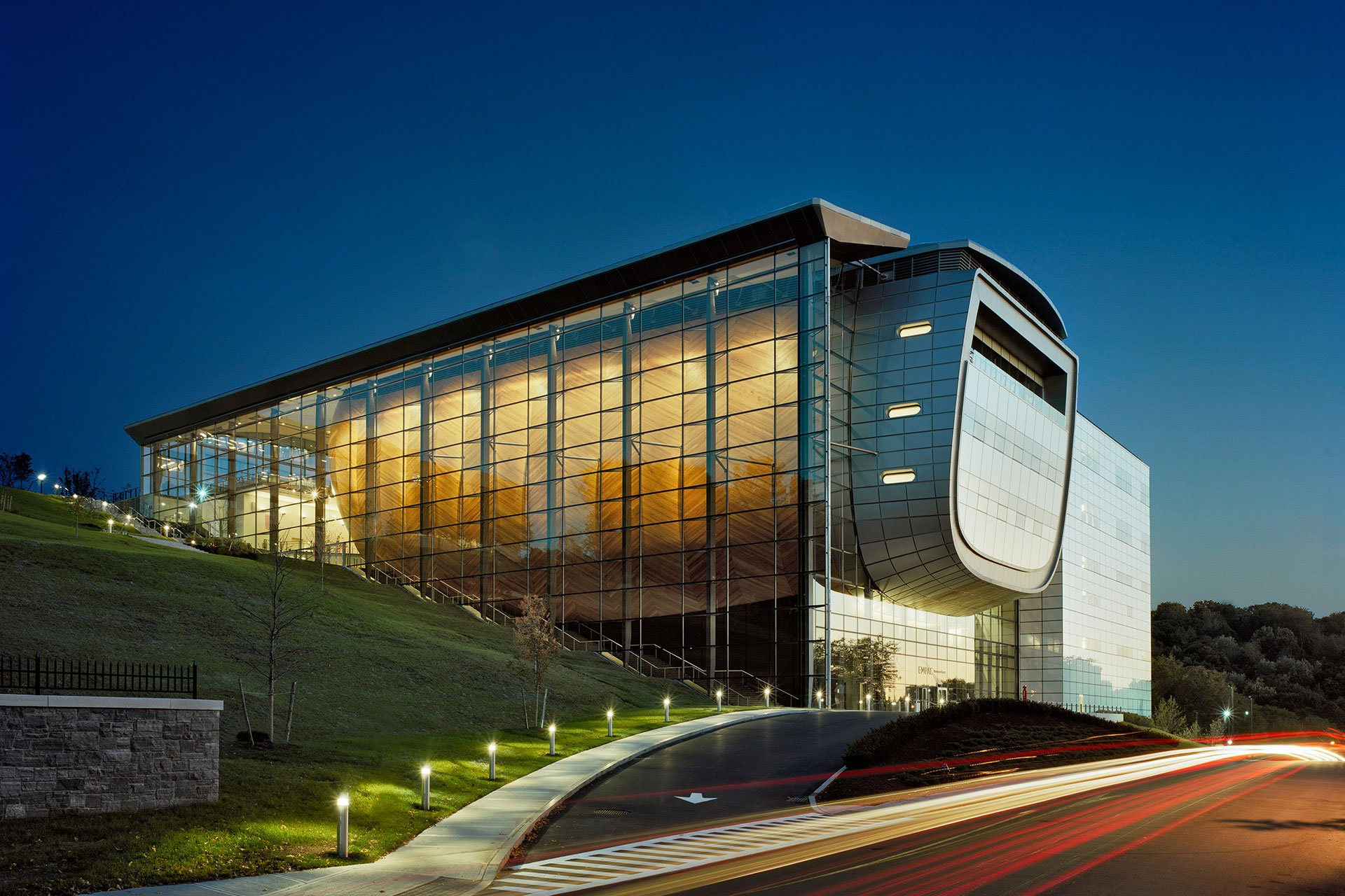 RPI – EXPERIMENTAL MEDIA AND PERFORMING ARTS CENTER OVI architectural lighting design