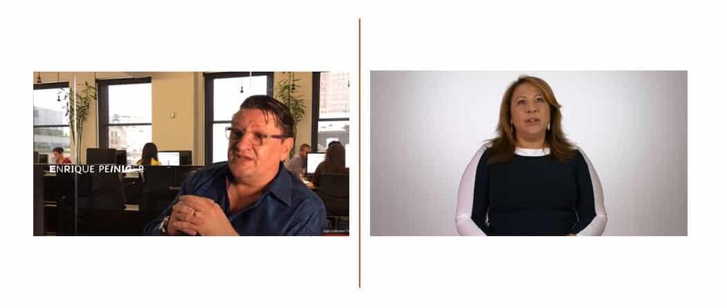 Enrique and Jean Interviews OVI